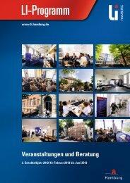 Veranstaltungskatalog - Landesinstitut für Lehrerbildung und ...
