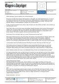 «Wir steuern auf einen Prämienschock zu» - Comparis.ch - Page 3