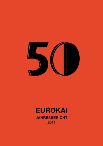 Jahresbericht 2011, pdf, 2,10 MB - Eurokai