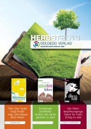 Vorschau als PDF Laden - Goldegg Verlag