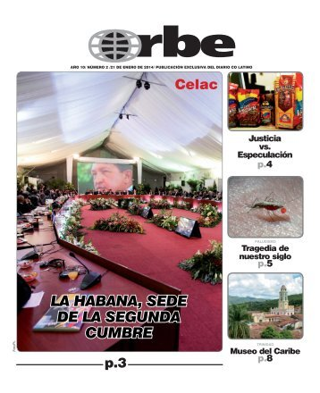 Suplemento Orbe