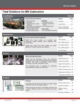 Solutions for the Global Metals Industry / PDF 17292kb - GE Energy - Page 5