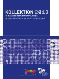 KolleKtion 2013 - ipop