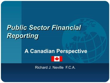 Public Sector Financial Reporting - IFAC