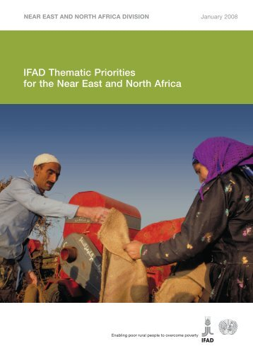 PN Thematic Priorities - IFAD