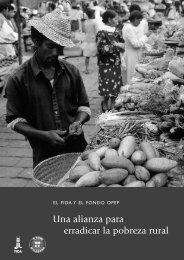 Una alianza para erradicar la pobreza rural - IFAD