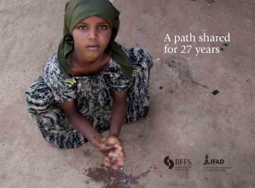 A path shared for 27 years - IFAD