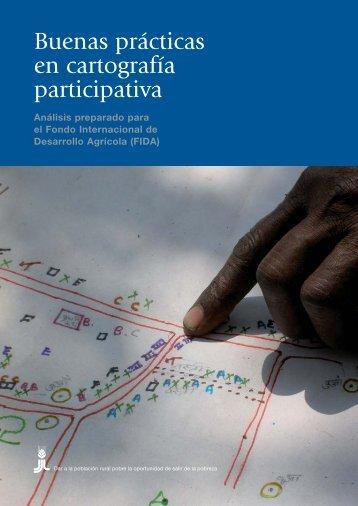 Buenas prácticas en cartografía participativa - IFAD