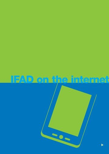 D. IFAD on the internet