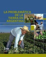 LA PROBLEMÁTICA DE LA TIERRA EN ARGENTINA - IFAD