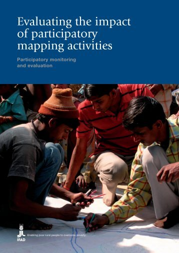 Evaluating the impact of participatory mapping activities - IFAD