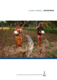 Estrategia del FIDA sobre el cambio climático - IFAD