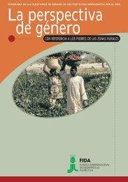 con referencia a los pobres de las zonas rurales - IFAD