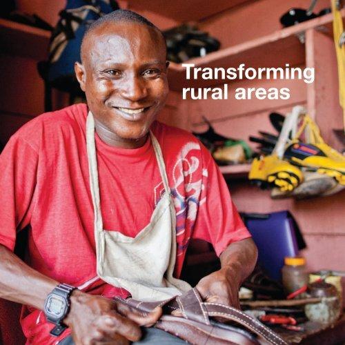 Transforming rural areas - IFAD