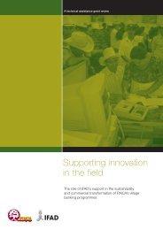case study - IFAD
