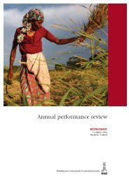 Workshop Report pdf - IFAD