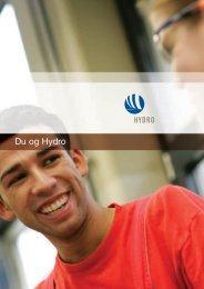 Du og Hydro