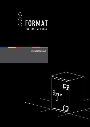 Eisenbach Tresore und Waffenschrank Katalog von Format