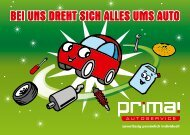 Download prima!-Autoservice Flyer