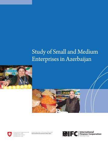 Study of Small and Medium Enterprises in Azerbaijan - IFC