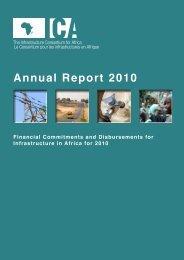 ICA Annual Report 2010 - IFC