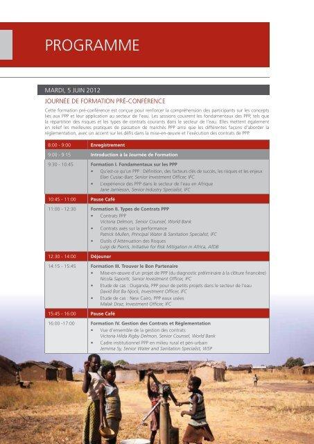 AFRIQUE SUB-SAHARIENNE - IFC