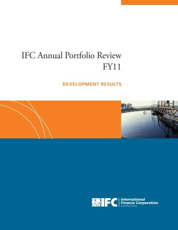IFC Annual Portfolio Review FY11