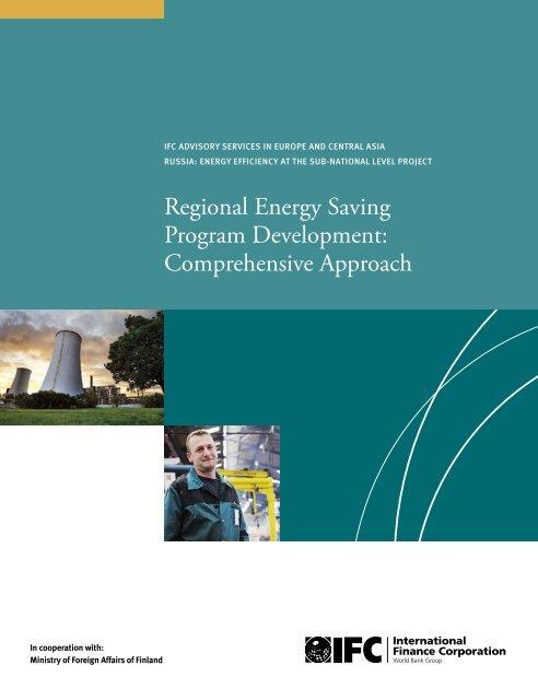 Regional Energy Saving Program Development ... - DI