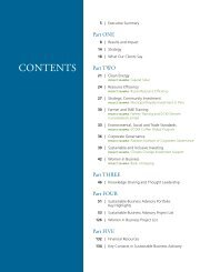 Table of Contents - IFC