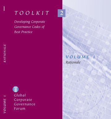 Volume 1 - IFC