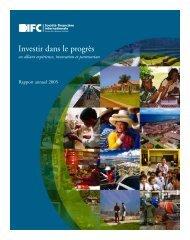 en alliant expérience, innovation et partenariats - IFC