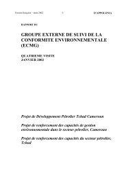 ecmg - IFC