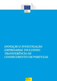 inovação e investigação empresarial incluindo transferência de ...