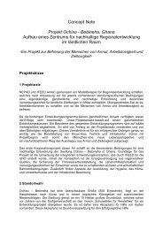 Lesen die vollständige Projektskizze im PDF-Format... - IFEED
