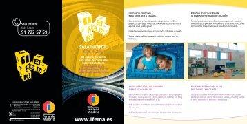 SALA INFANTIL KIDS ROOM - Ifema