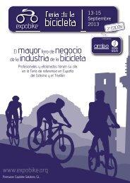 folleto expobike - Ifema