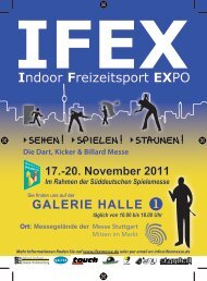 17.-20. November 2011 - IFEX