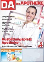 Ausbildungsplatz Apotheke - Österreichische Apothekerkammer