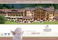 Hotelprospekt 2014 - Bergknappenhof