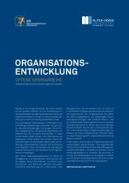 Das Seminarprogramm - Fakultät für Interdisziplinäre Forschung ...