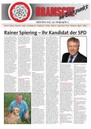 BiB September 2013 - SPD-Ortsverein Bramsche