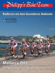 Mallorca 2013 - Philipp's Bike Team