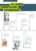 495 | August 2013 Jubiläumsschrift der Christlichen Ostmission - Seite 6