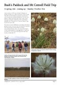 Vol. 18, No. 2 August 2007 - Indigenous Flora and Fauna Association - Page 7