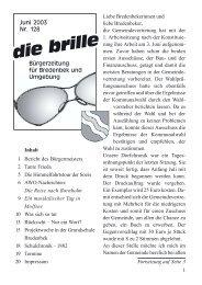 aktiv markt Peter Marten - Gemeinde Bredenbek