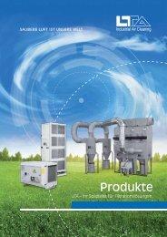 Produkte - LTA Lufttechnik GmbH