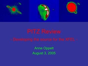 PITZ Review - Desy