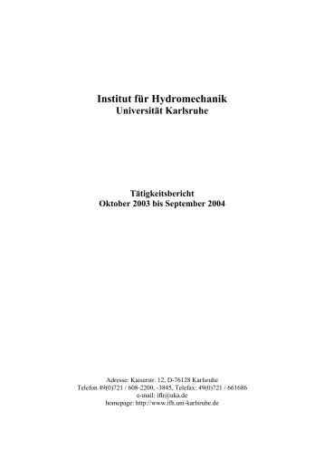 PDF, 1,2 Mb - IfH