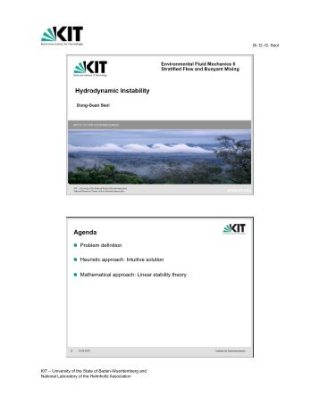 Presentation - IfH