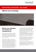Spannwürfel Spannpaletten Kundenspezifisches Clamping towers ... - Seite 7